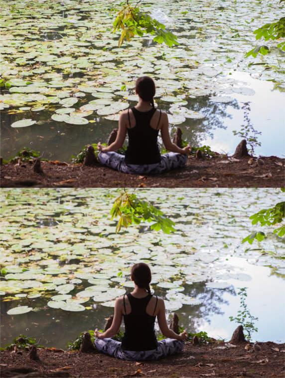 yoga posizione meditazione seduta