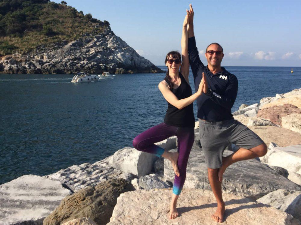 yoga vela coppie